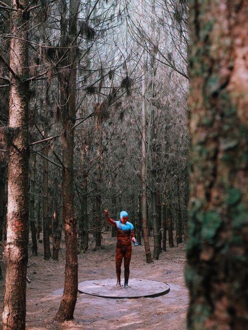 Future forest exhibition @ Thetford